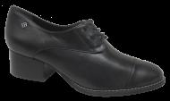 Sapato Feminino Oxford Cristófoli 196451 Preto
