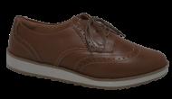 Sapato Oxford Feminino Couro Dakota B9741