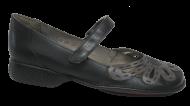 Sapato Feminino Confortável Jgean DA0044 Couro