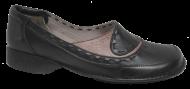 Sapato Confortável Couro Jgean DA0030