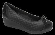 Sapato Anabela Anaflex 223507 Preto