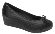 Sapato Anabela Ana Vitória 223507 Preto