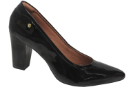 Sapato Feminino Numeração Especial Ana Vitória 181603 Bico Fino