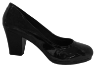 Sapato Scarpin Feminino Numeração Especial Anaflex 071848A