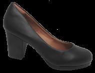 Sapato Scarpin Feminino Anaflex 073596A Preto