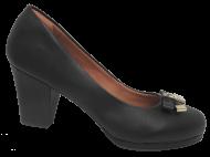 Sapato Scarpin Numeração Espeical Feminino Anaflex 073596A-MT