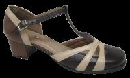Sapato Numeração Especial Feminino Couro Di Mariotti 9551361
