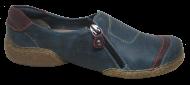 Sapato Feminino Couro Jgean CL0034 Conforto