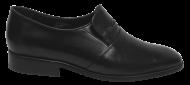 Sapato Jota Pe Clássico Preto 3900 Social - Sola Couro