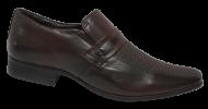 Sapato Masculino Numeração Especial Jota Pê 17018 Café
