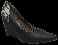 Sapato Miucha Anabela 9445 Tamanho Grande