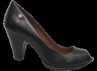 Sapato Peep Toe Cristófoli 151051 Preto