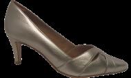 Sapato Feminino Numeração Especial Di Mariotti 7985736 Bico Fino Social