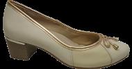 Sapato Comfortflex Scarpin 1595402 Linha Joanete