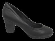 Sapato Numeração Especial Anaflex 071848 Preto