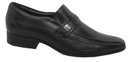 Sapato Social Masculino Jota Pê 13190 Preto