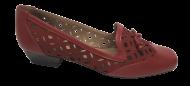 Sapato Confortável Di Mariotti 9114200 Vermelho