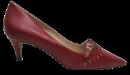 Sapato Scarpin Werner 042805 Vermelho
