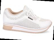 Tênis Kolosh Flatform Feminino Branco C1942