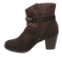 Bota Ankle Boot Dakota B7961 Café 2