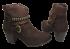Bota Ankle Boot Dakota B7961 Café 4