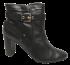 Bota Ankle Boot Di Mariotti 8792792 Tamanho Especial