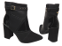 Bota Ankle Boot Dakota B7783 Patchwork 4