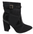 Bota Ankle Boot Dakota B7783 Patchwork