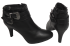 Bota Cristófoli 156231 Ankle Boot Preta 4