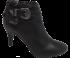Bota Cristófoli 156231 Ankle Boot Preta
