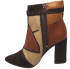 Bota Ankle Boot Dakota B7783 Patchwork 2