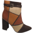 Bota Ankle Boot Dakota B7783 Patchwork