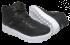 Bota Cano Curto tipo tênis Flatform Kolosh C1684 Preto 4