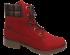 Coturno Dakota B7991 Vermelho