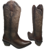 Bota Country Perlatto F311 Café 4
