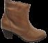 Bota Ankle Boot Via Paula 4918 Tamanho Especial 2
