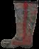 Galocha Bota Longa Pat 11153 Com Zíper 2