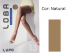 Meia Calça Lupo Descalça Dedos Livres fio 13 5650