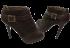 Peep Boot Miucha 1563 Pelo 2