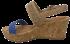 Sandália Dakota S9402 Anabela 3