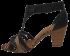 Sandália Dakota Z0023 Salto Bloco 2