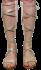 Sandália Tanara N7403 Gladiadora Rasteira 3