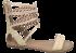 Sandália Dakota Z0143 Gladiadora Rasteira