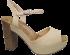 Sandália Dakota Z0102 Plataforma