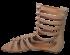Sandália Dudaiá 17315 Gladiadora Tamanho Grande 2