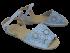 Sandália Numeração Especial Feminina Vanittá 10502A