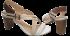 Sandália Cristófoli 161382 Nude/marfim 4