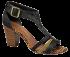 Sandália Dakota Z0023 Salto Bloco