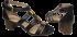 Sandália Cristófoli 161265 Gladiadora 4