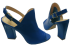 Sandália Cristófoli 151129 Azul 2